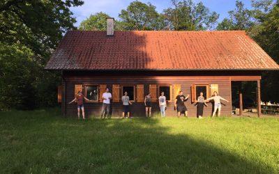 Teamhütte 2019
